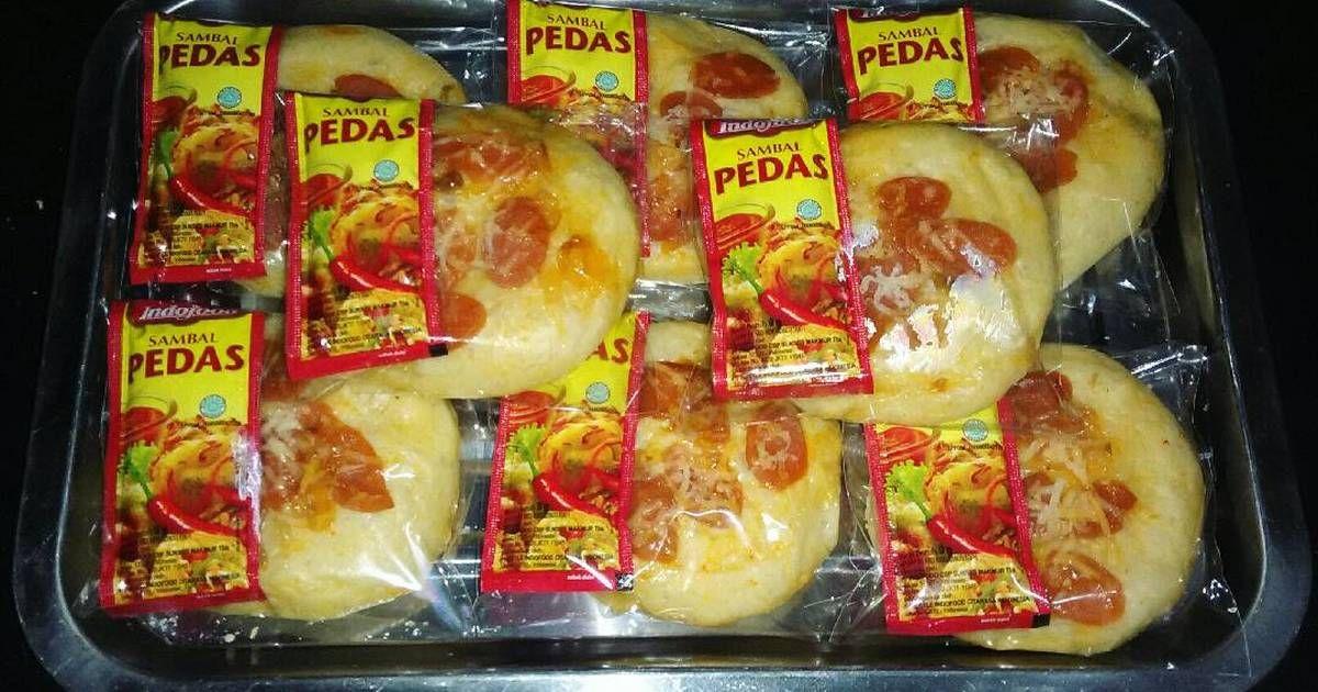 Resep Pizza Empuk Dan Simple Oleh Evi Wijayanti Resep Makanan Resep Kue Camilan