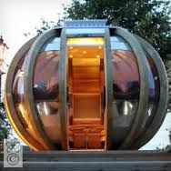 Image result for circular summer house