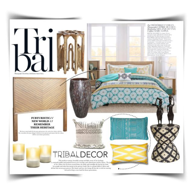 Genial Tribal Decor   Bedroom