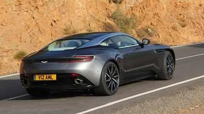 2019 Aston Martin Db11 Rumors Redesign Price Specs Price Net 4