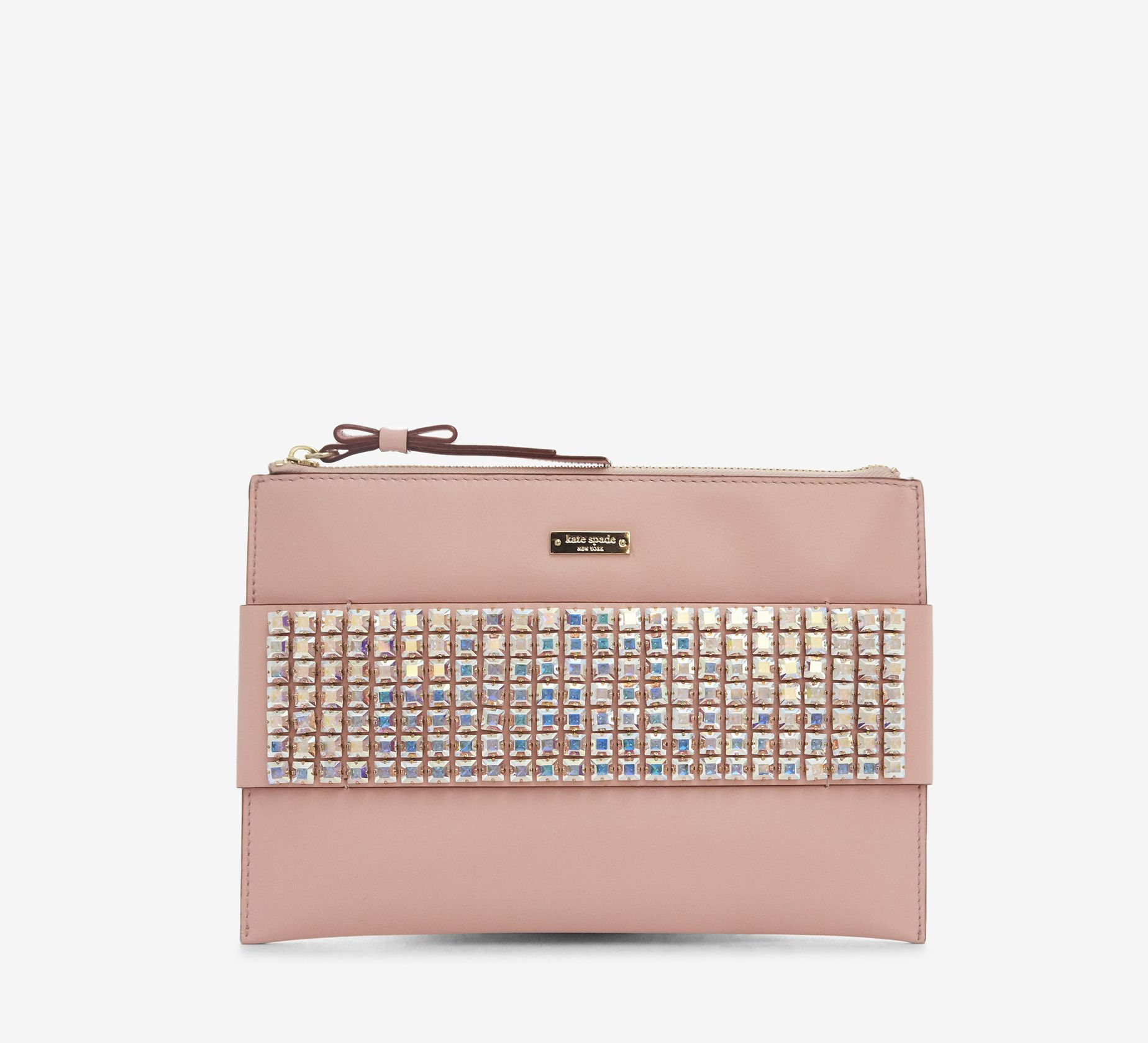 Kate Spade New York Pink Clutch