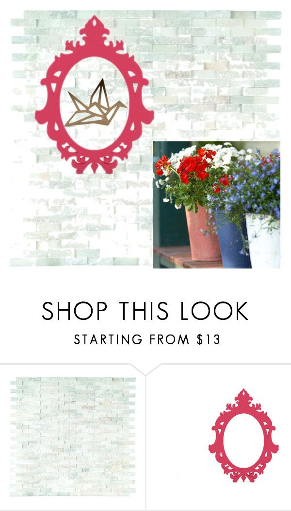 """Portrait"" by smartdesign ❤ liked on Polyvore featuring interior, interiors, interior design, home, home decor and interior decorating"