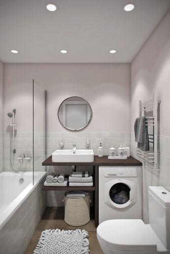 Salle de bain avec carreaux de ciment et carrelage mural météo - devis carrelage salle de bain
