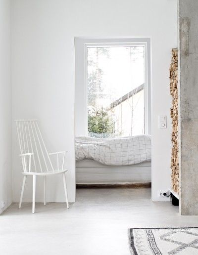 Minimal bedroom while still being cozy - My Dubio