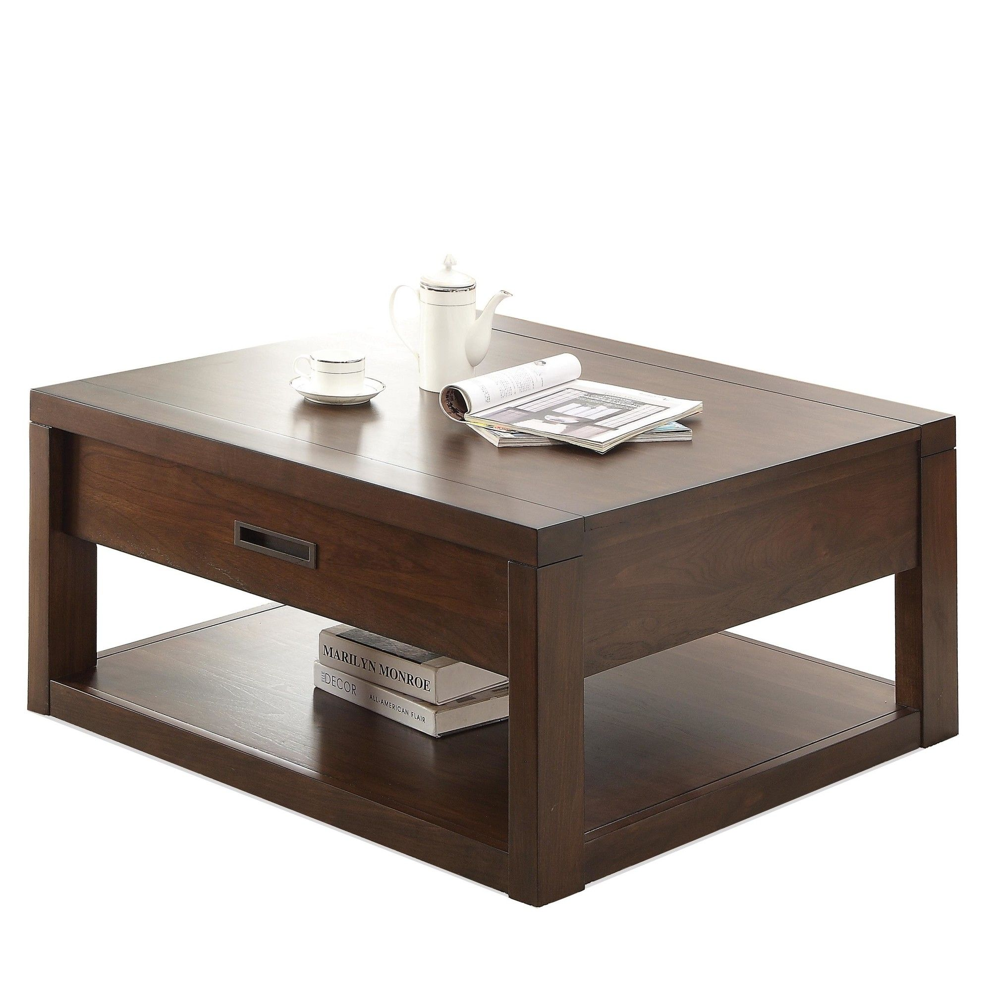 Riverside Furniture Riata Coffee Table & Reviews   Wayfair