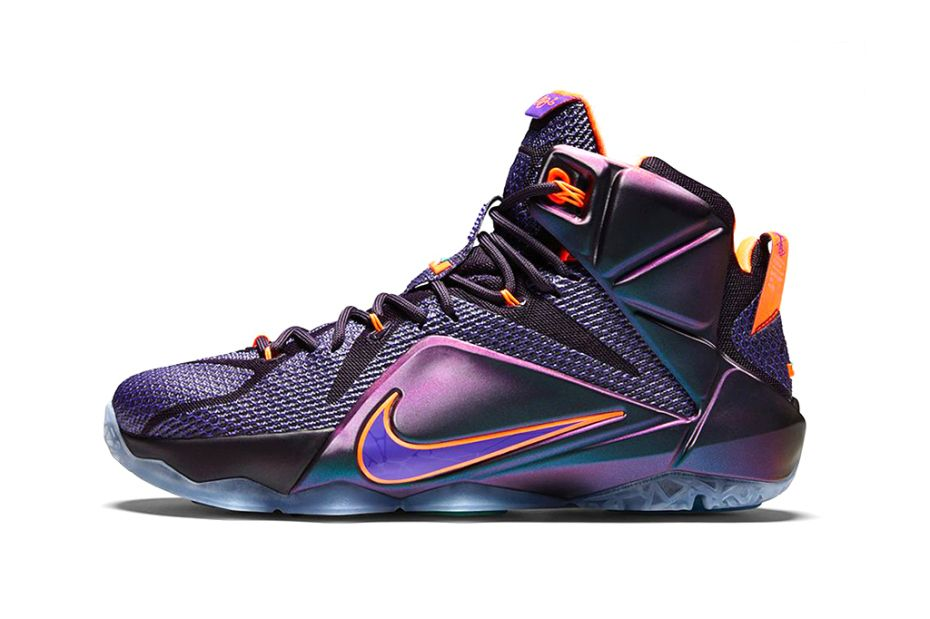 57fca75ffd3d ... cheap nike unveils the instinct six meridians editions of the lebron 12  e04d3 0951a