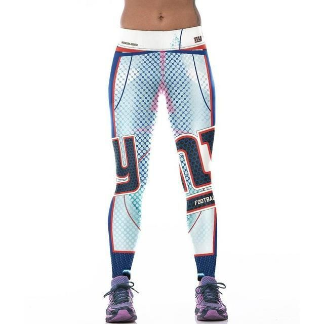 e3a6396f60d Adventure Time Fitness Women Sporting Leggings Seattle Seahawks Sportswear  Bodybuilding Pants 3D Printing Workout Pants One Size