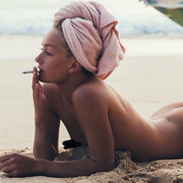 """Beach attire #fabulous"""