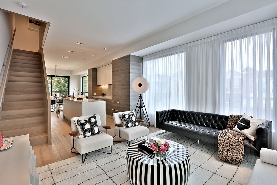 Toronto Modern Home   Design Inspiration For Our Home   Pinterest ...