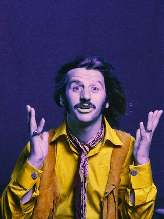 Ringo Starr 1969 Photo Credit Douglas Kirkland