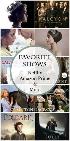 What I'm Watching: Netflix, Amazon Prime, Simply June & More! #seriesonnetflix