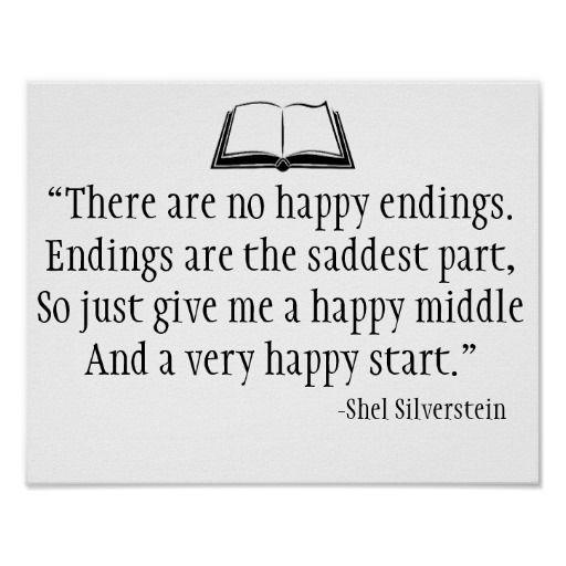 Shel Silverstein Quote Wall Poster   Zazzle.com
