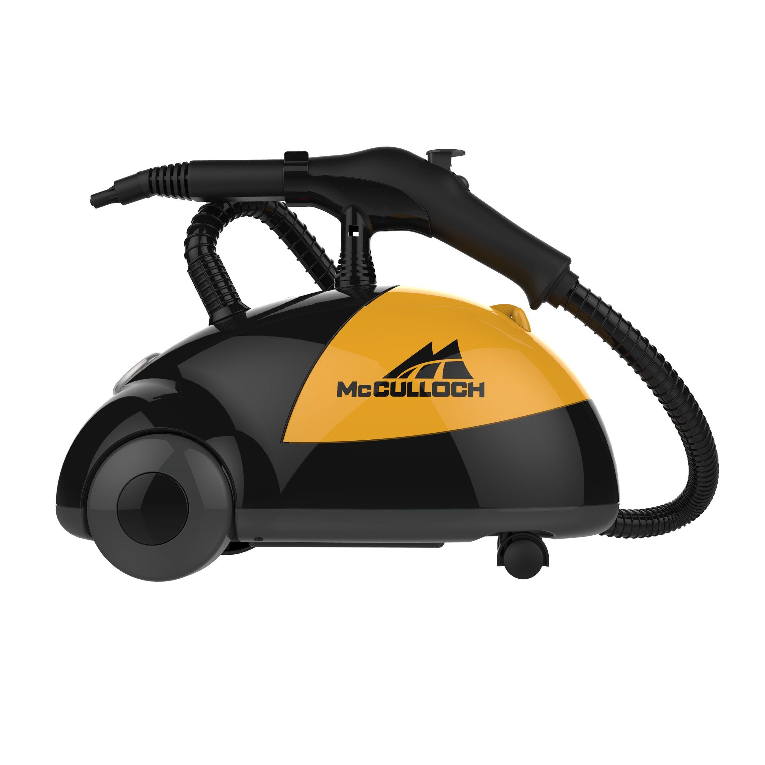 McCulloch MC1275 HeavyDuty Steam Cleaner >>> Click image