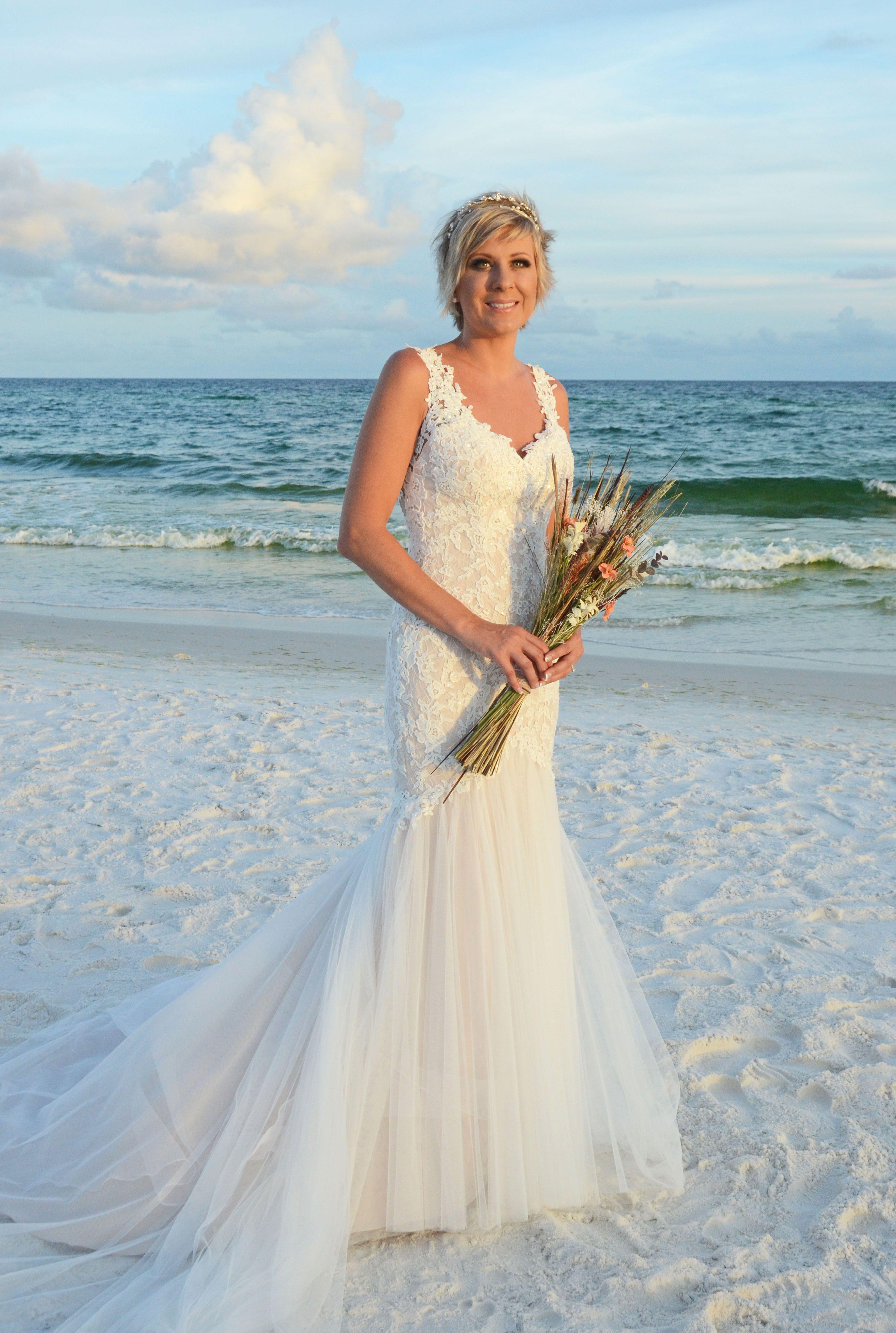 Okaloosa Island, Florida destination beach wedding Beach