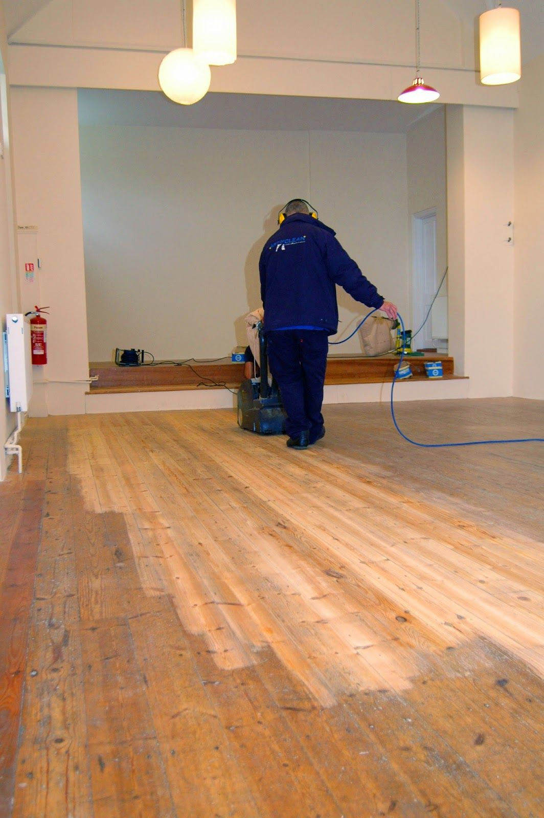 How To Sand And Seal A Wood Floor Art Of Clean Uk 01223 863632