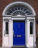 Blue Door - Wonderful color