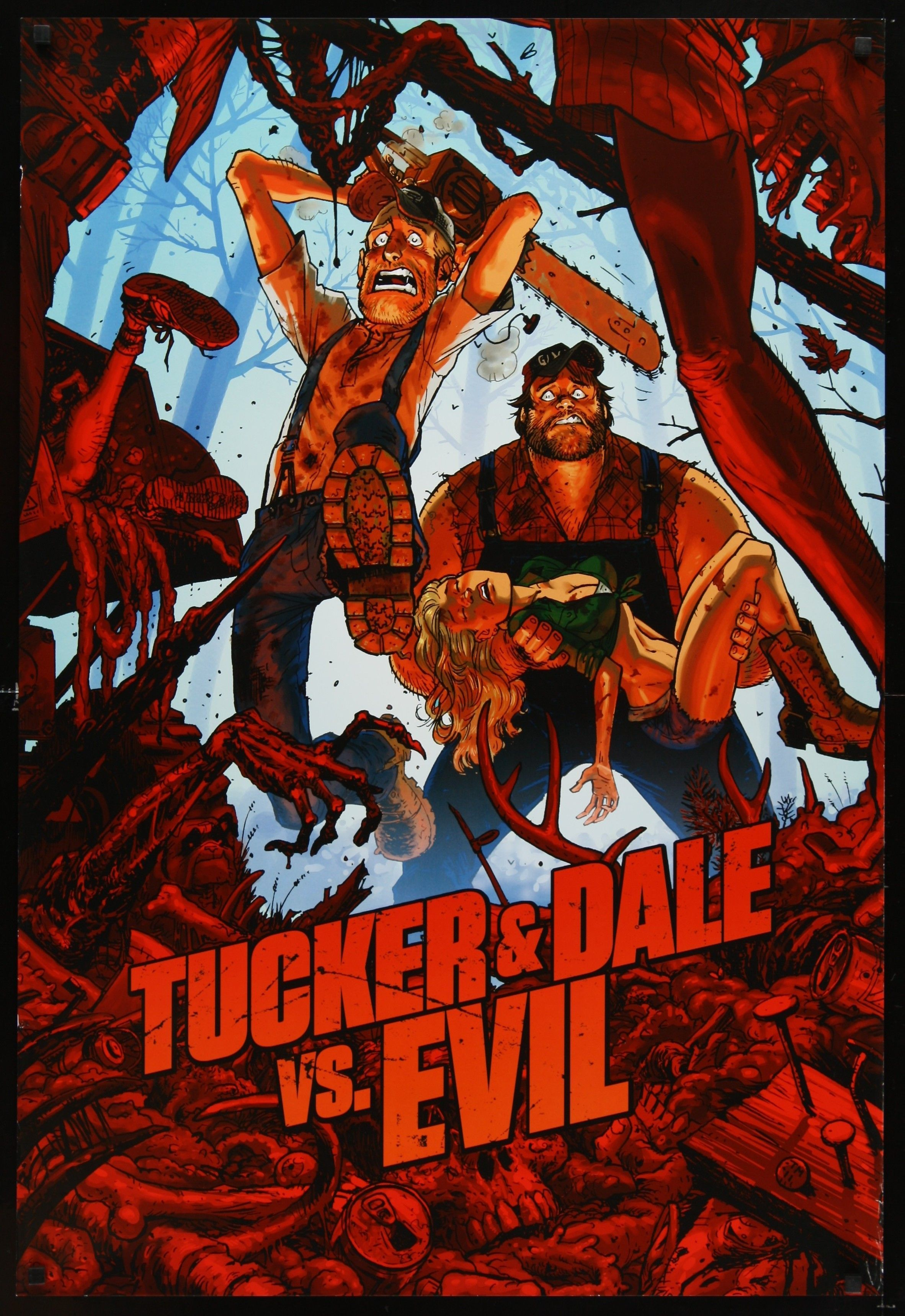 Image result for tucker dale movie Indie movie posters