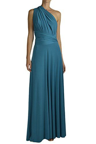 950865dc7 VonVonni Women's Transformer Dress, Long One Size Fits All Jade Von Vonni  http:/
