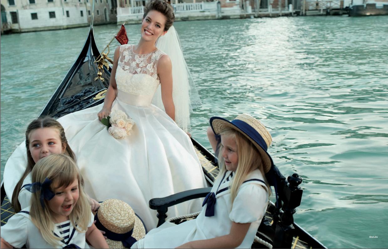 Vestido de Pronovias 2013. Dalia | Vestidos de novia | Pinterest