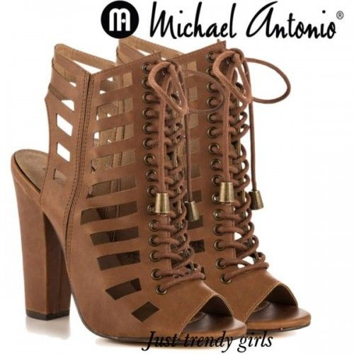 Michael Antonio fall shoes collection | Just Trendy Girls