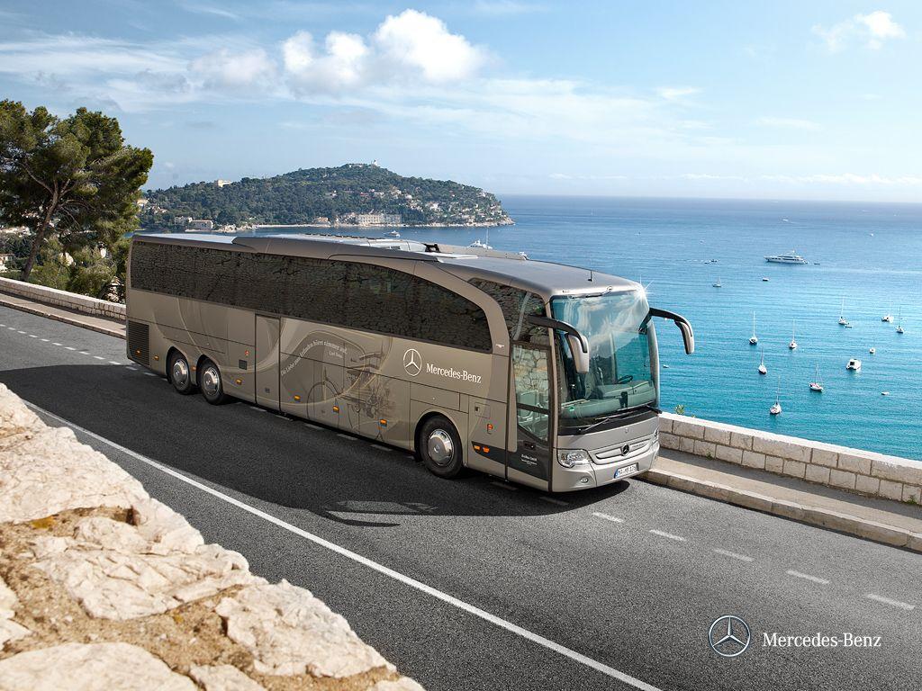 Mercedes benz bus on pinterest mercedes benz buses for Mercedes benz coach