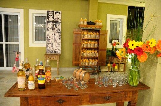 mesa degustação bebidas - blog Labecca Café