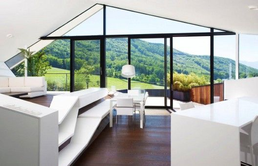 Vivienda H / Smartvoll Architekten ZT KG