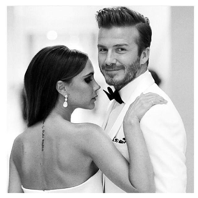 Couple Style Victoria and David