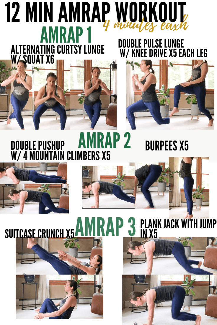 Pin On Full Body Workouts