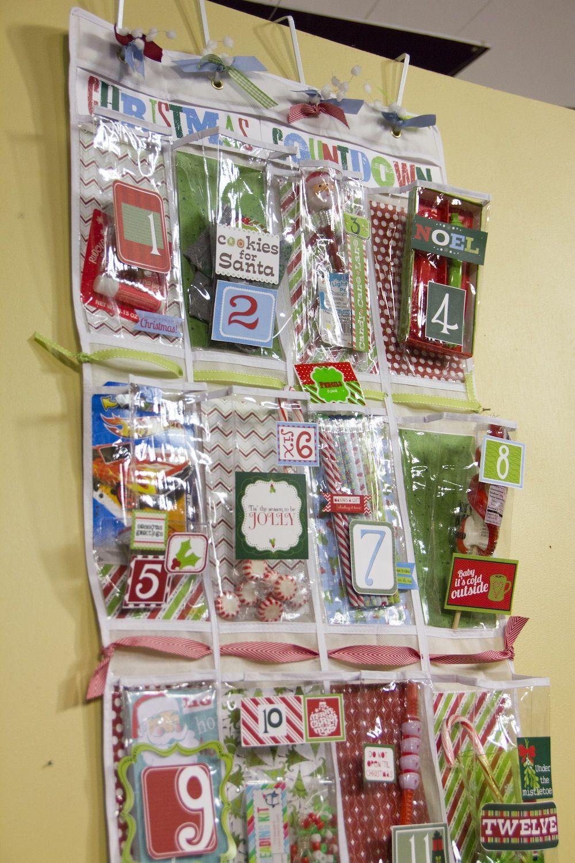 Diy Countdown Calendar : Studio diy christmas countdown calendars