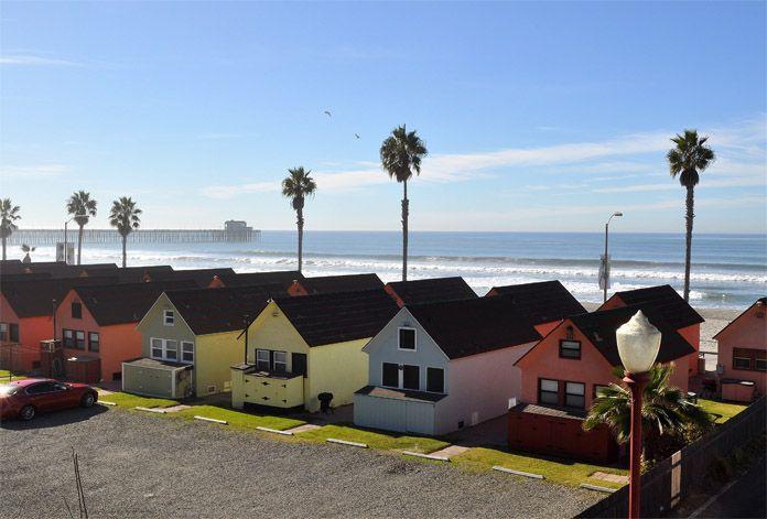 Oceanside Ca My Third Hometown