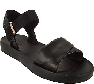 cheap pick a best cheap sale for nice Clarks Active Leather Slip-on Sandals - Seanna Sun collections online buy online authentic OACiMlv
