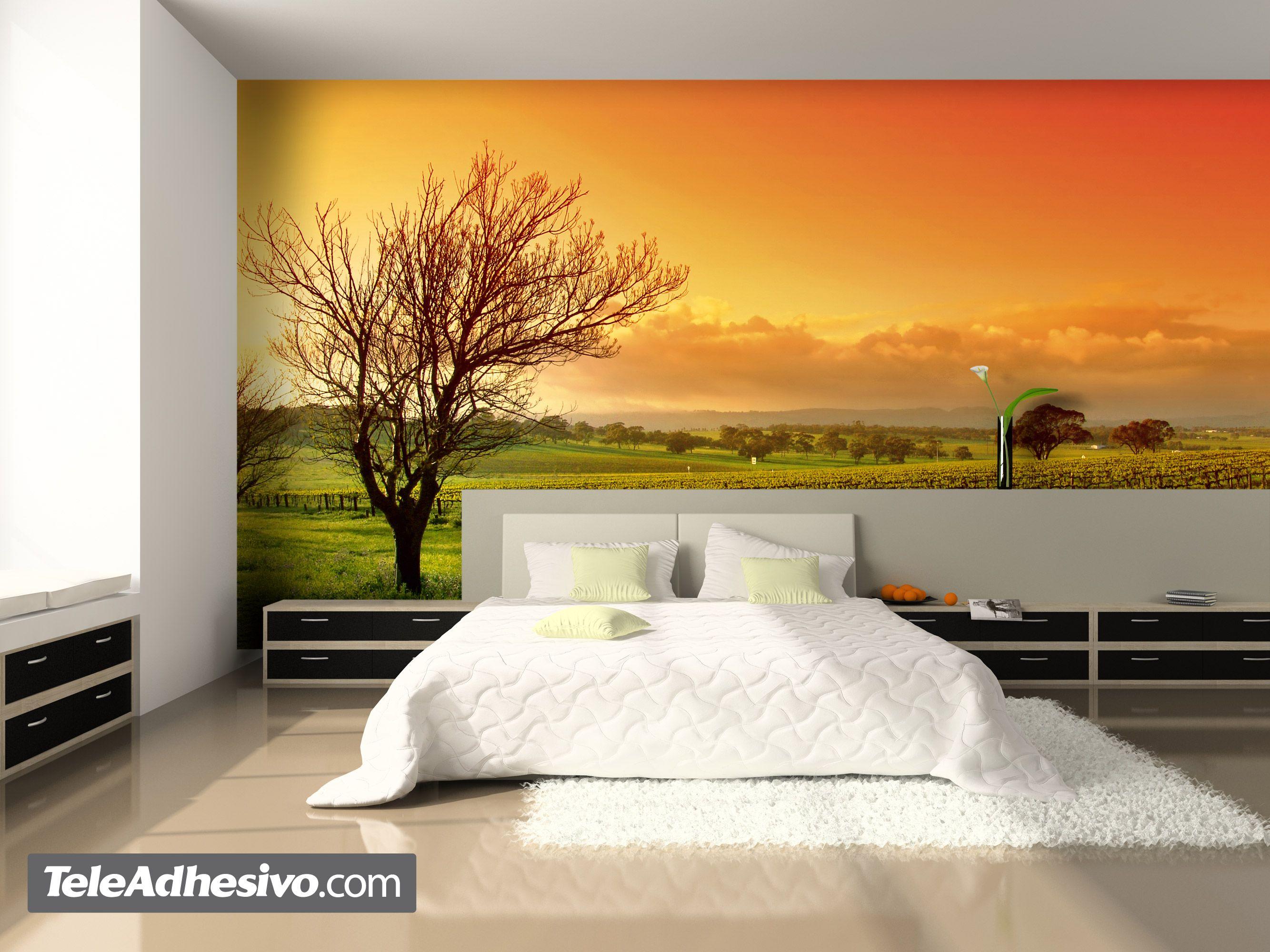 Espacio hogar dise o decoracion fotomural papel for Decoracion hogar diseno