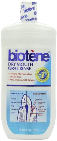 Dry mouth relief - chemo relief