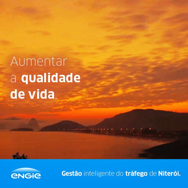 Trânsito fluido, menos tempo de deslocamento e maior qualidade de vida. O sistema inteligente do tráfego de Niterói desenvolvido pela ENGIE chega para fazer do município uma referência sul-americana em tecnologias de transporte. #ENGIE