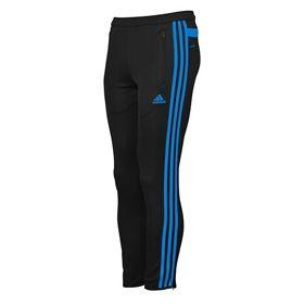 Adidas Tiro 13 Youth Training Pants - Black/Solar Blue | S07002