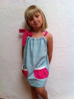 La Petita Marieta: Tutorial vestit coixinera