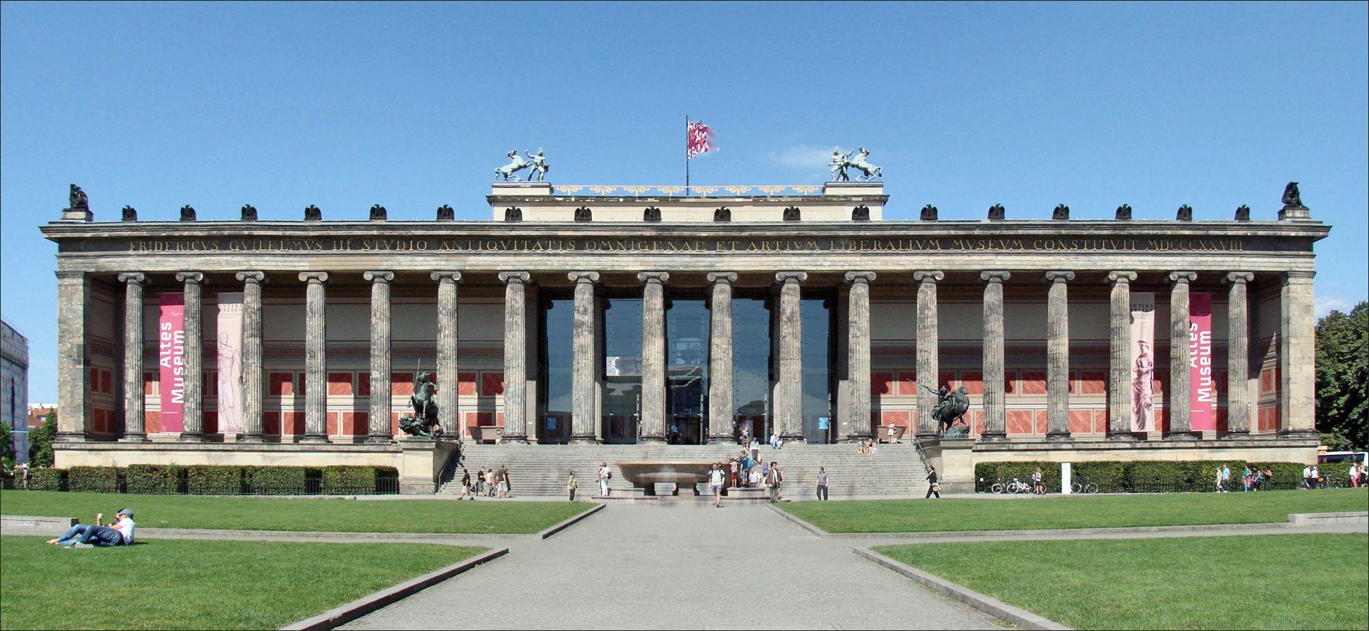 File Altes Museum Berlin 6339770591 Jpg Duitsland Berlijn Wereldkunst