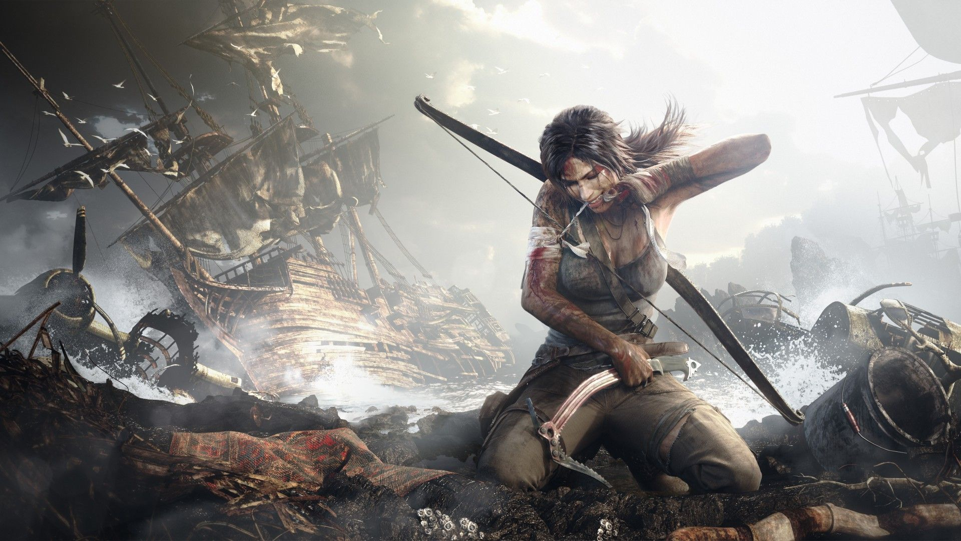 Rise Of The Tomb Raider Tomb Rider Best Games 2015 Gameplay
