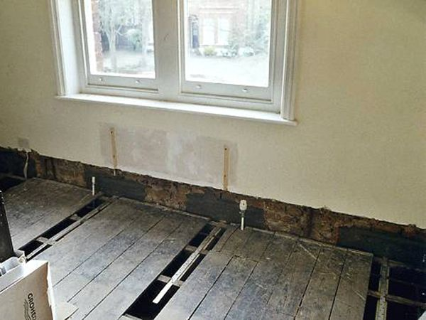 Lateral Restraint Of Walls Built In Joists Can Be Restrained Restraint Flooring Repair
