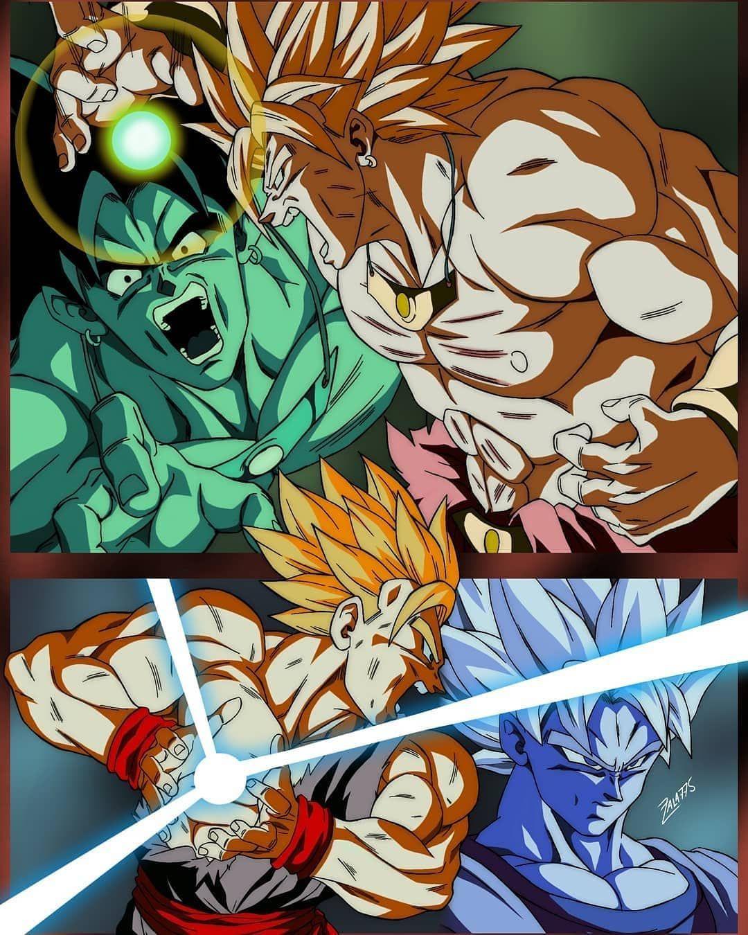 447 Me Gusta 4 Comentarios Dragon Ball Latam Artist Artista Latino En Instagram El Regreso Dibujo De Goku Personajes De Goku Personajes De Dragon Ball