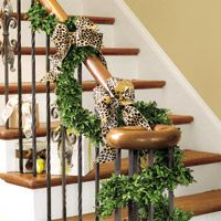 How To Measure Garland For Staircase. Measure The LENGTH Of The Staircase  And The HEIGHT