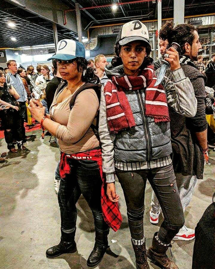 Twdg Cosplay Two Clementines Unite Clementine Cosplay