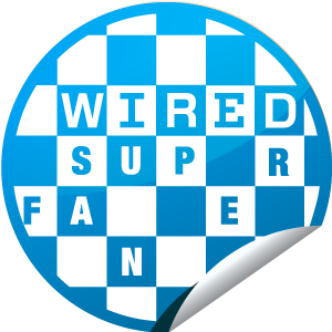 Wired Magazine Super Fan Sticker For Wired Hey Can You Help Us Fix This Computer Share This One Proudly It S From Wired Magazine Superfan Computer Shares