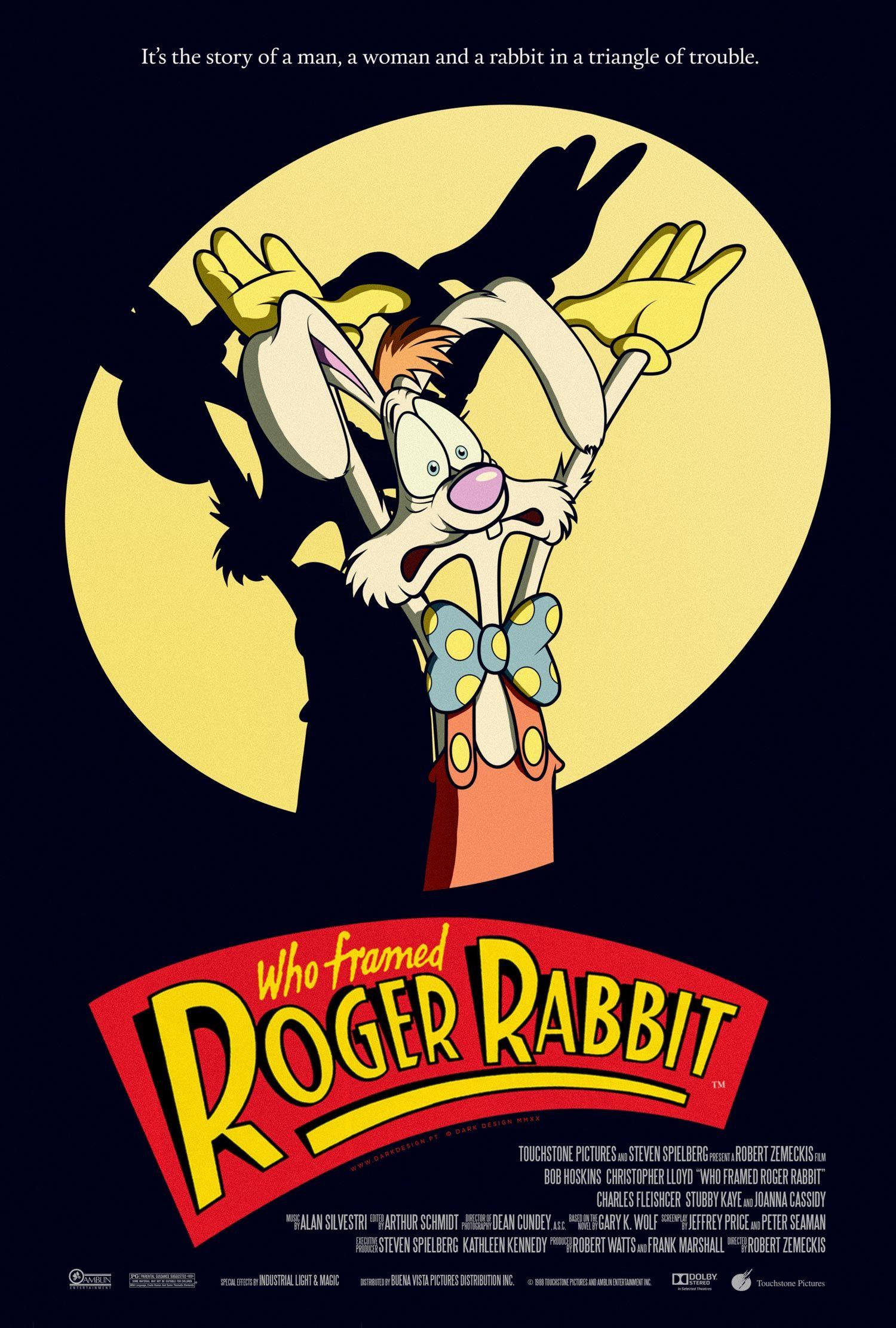 Who Framed Roger Rabbit 1988 1500 2222 By Nuno Sarnadas In 2020 Doodle Cartoon Roger Rabbit Rabbit Wallpaper