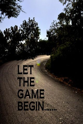 Download Let The Game Begin Iphone Wallpaper 40566 From Mobile