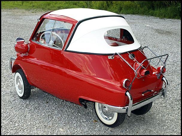 Absolutely Adorable 1957 Bmw Isetta Convertible 300 Cc 4 Speed Repinned By Www Gorara Com Bmw Isetta Isetta Bmw Classic Cars