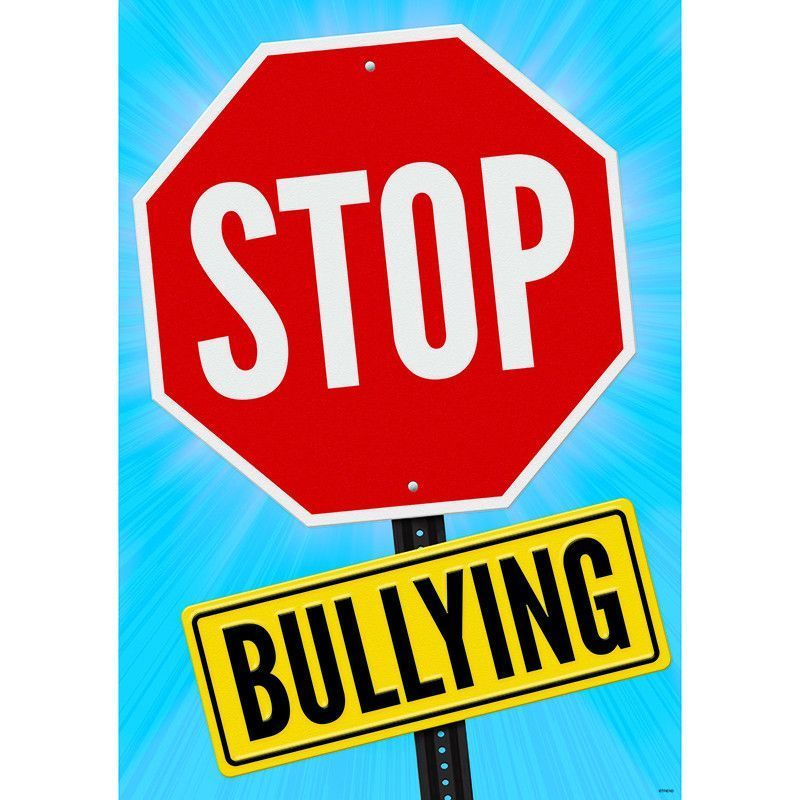 Stop bullying argus poster | Students, Anti bullying and ...