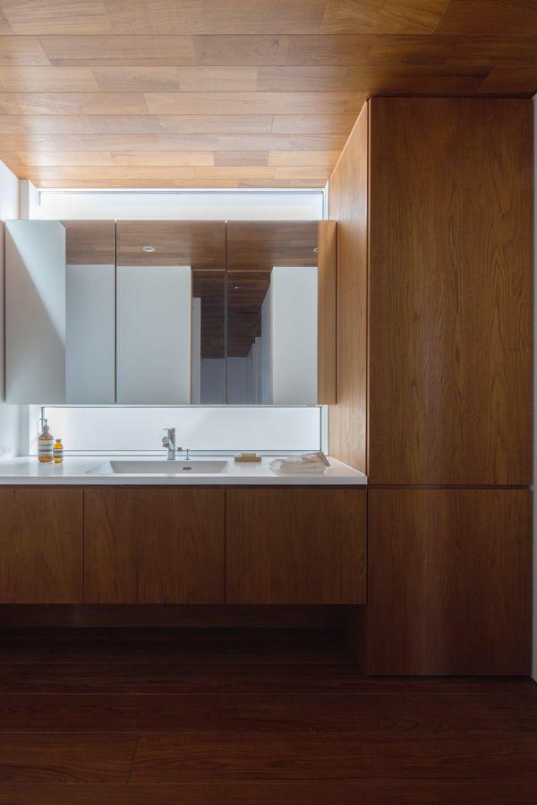 洗面 ネイエ設計 キッチン リフォーム マンション バスルーム