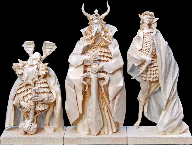 A Brief History Of Origami And 3 Contemporary Origami Artists La